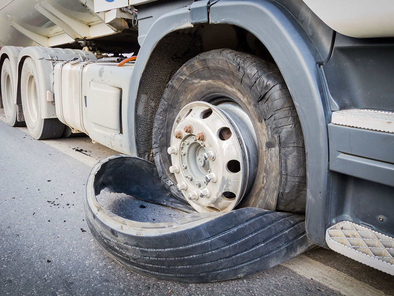 Smart Tyre Management